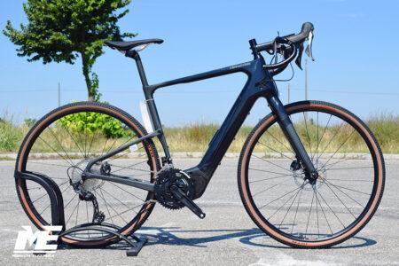 Cannondale Topstone Neo Carbon 2 ebike gravel bosch 2021 bici elettrica mobe