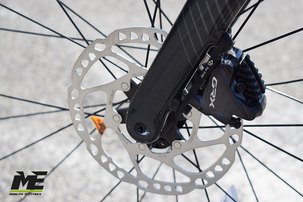 Cannondale Topstone Neo Carbon 2 tech10 ebike gravel bosch 2021 bici elettrica mobe
