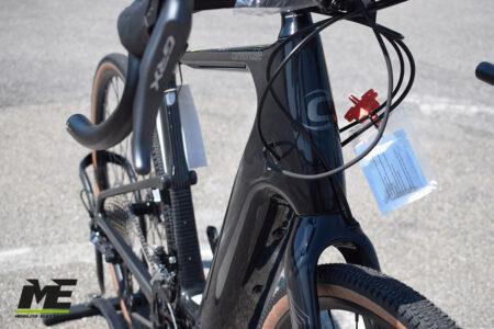 Cannondale Topstone Neo Carbon 2 tech6 ebike gravel bosch 2021 bici elettrica mobe