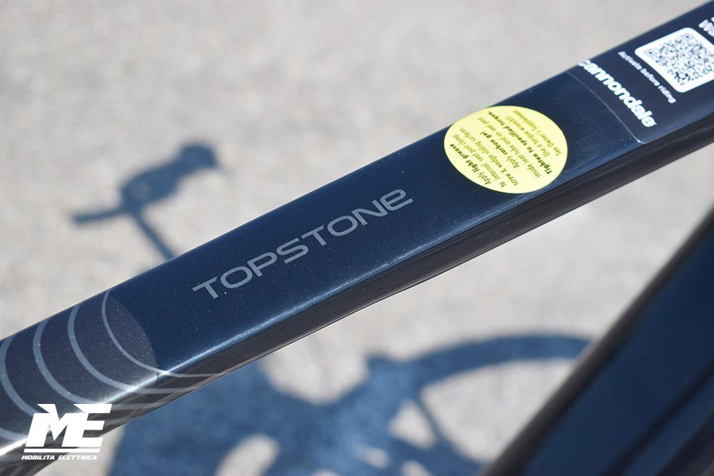 Cannondale Topstone Neo Carbon 2 tech8 ebike gravel bosch 2021 bici elettrica mobe