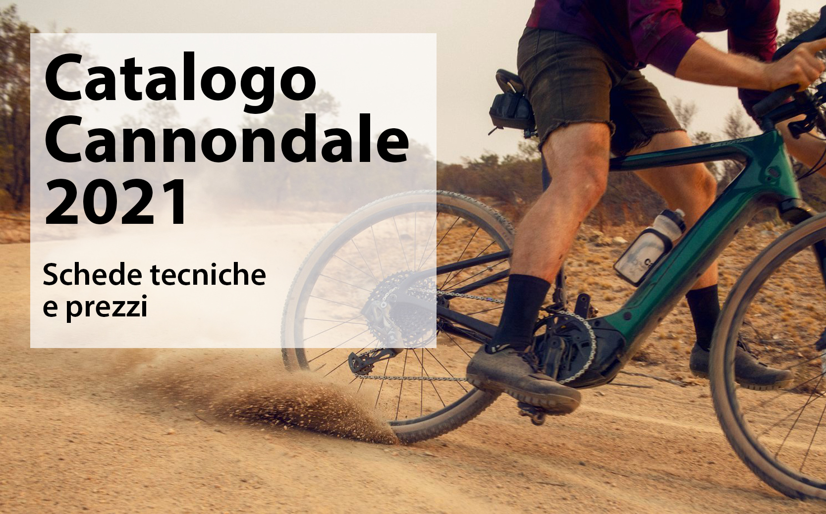cannondale catalogo ebike 2021 bici elettriche bologna