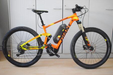 Giant Full-E+ 1 ebike usata bici elettrica bologna occasione