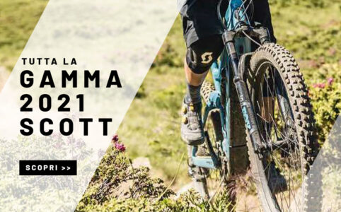 Banner ebike scott modelli 2021 bici elettriche nuove sito