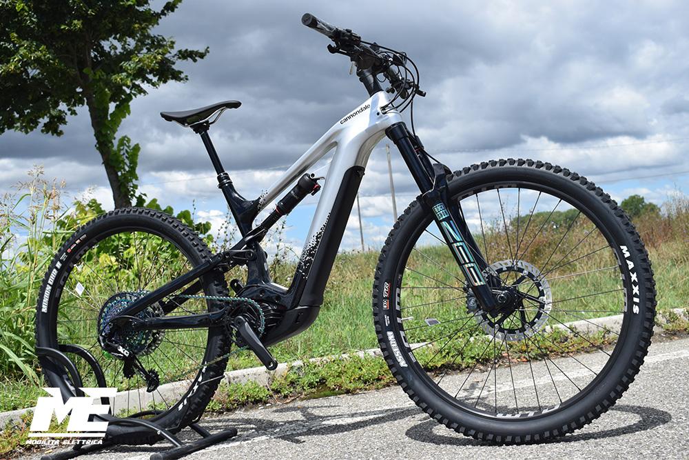 Cannondale Moterra Neo Carbon 1 2 ebike bosch 2021 bici elettrica mobe