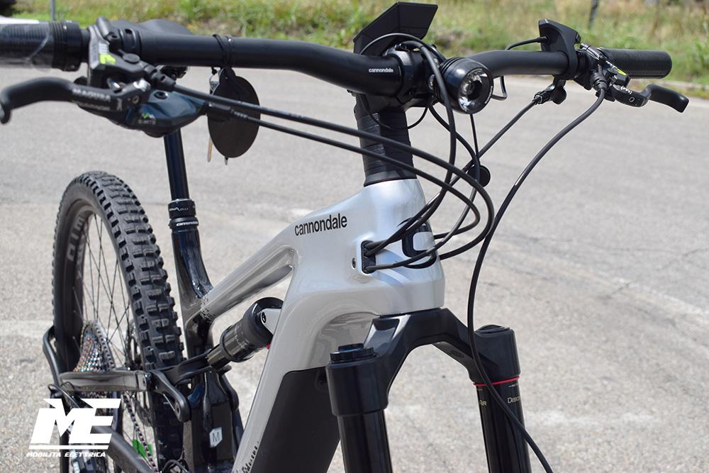 Cannondale Moterra Neo Carbon 1 tech13 ebike bosch 2021 bici elettrica mobe