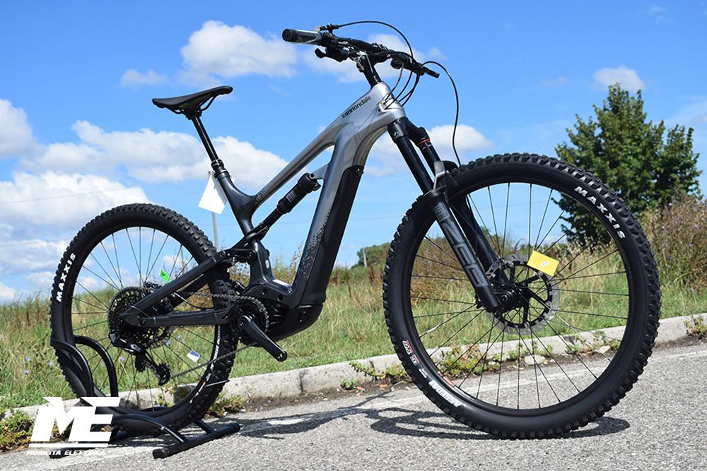 Cannondale Moterra Neo Carbon 2 2 ebike bosch 2021 bici elettrica mobe