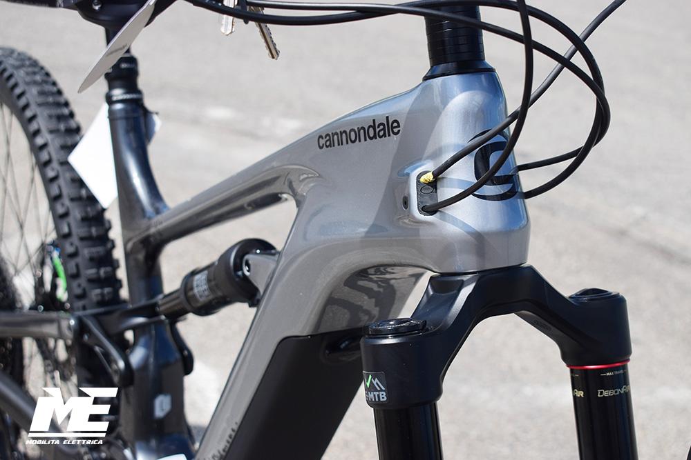Cannondale Moterra Neo Carbon 2 tech10 ebike bosch 2021 bici elettrica mobe