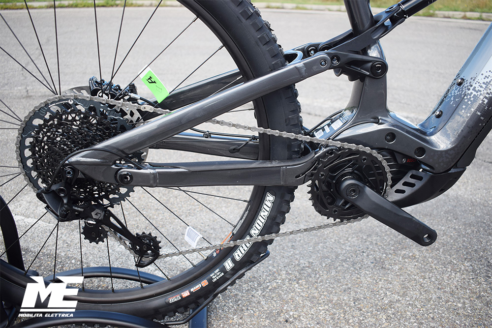 Cannondale Moterra Neo Carbon 2 tech4 ebike bosch 2021 bici elettrica mobe