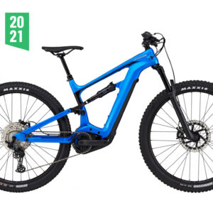 cannondale habit neo 3 ebike blu 2021 bosch bici elettrica bologna mobe 2