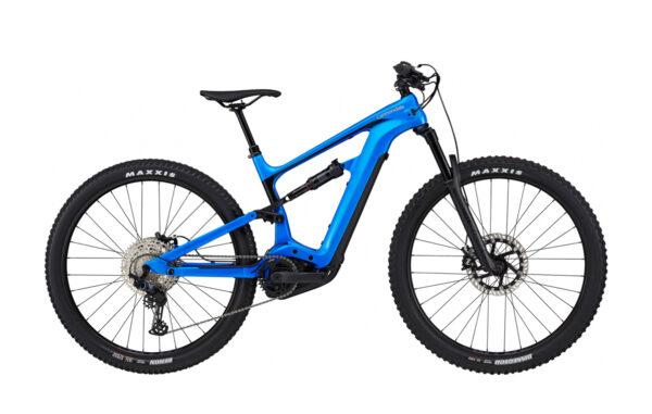 cannondale habit neo 3 ebike blu 2021 bosch bici elettrica bologna mobe