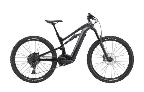 cannondale moterra neo carbon 3+ ebike black 2021 bosch bici elettrica bologna mobe