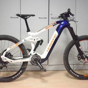 haibike xduro nduro 5 ebike flyon usata bici elettrica occasione