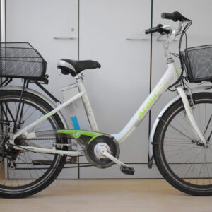 Atala eco street city bike ebike citta usata bici elettrica occasione