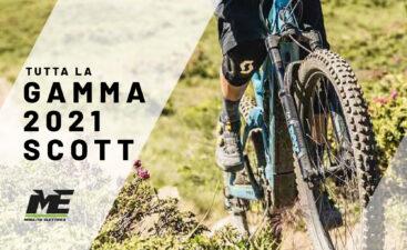Banner ebike scott modelli 2021 bici elettriche nuove
