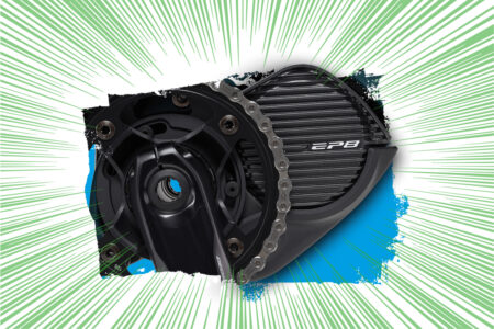 Nuovo motore Shimano EP8 ebike 2021