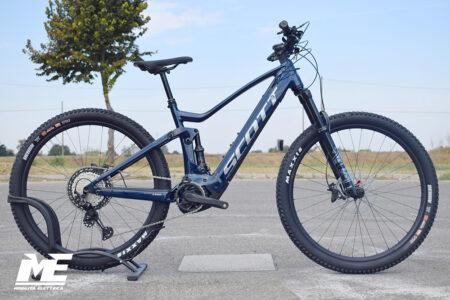 Scott strike eride 910 1 ebike 2021 bosch bici elettrica bologna mobe