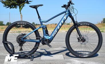 Scott strike eride 930 1 ebike 2021 bosch bici elettrica bologna mobe