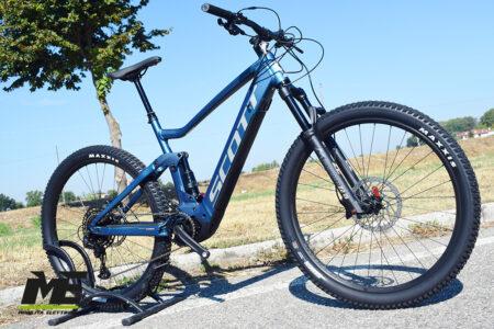 Scott strike eride 930 2 ebike 2021 bosch bici elettrica bologna mobe
