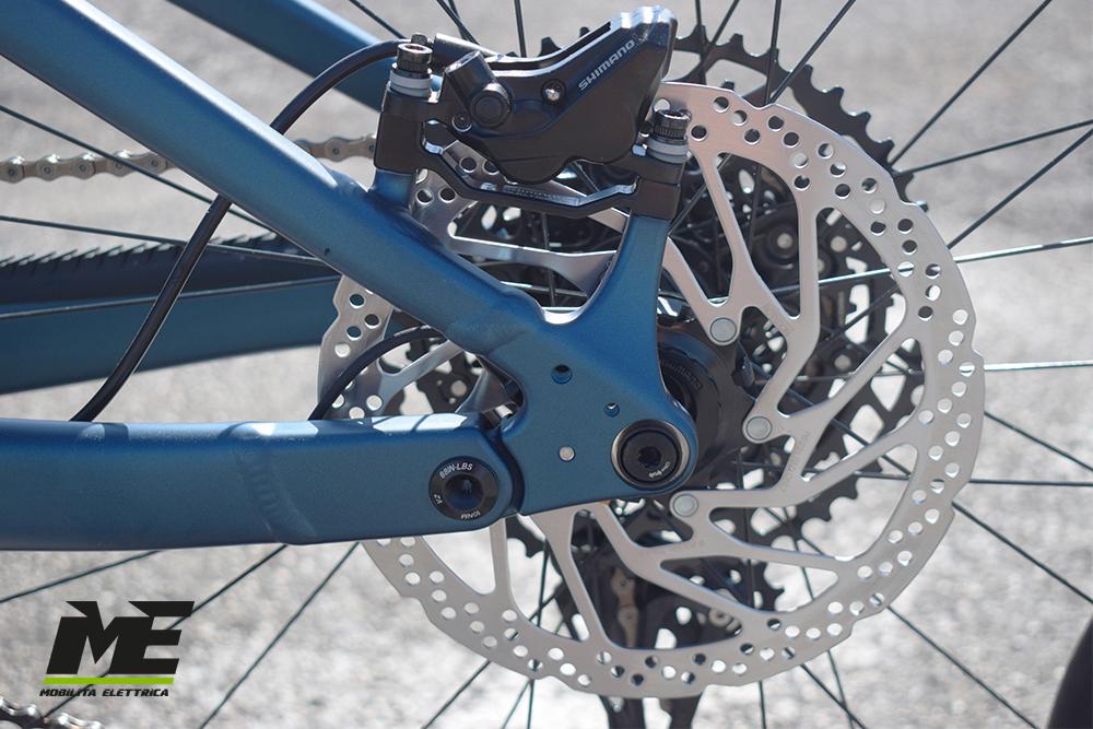 Scott strike eride 930 tech12 ebike 2021 bosch bici elettrica bologna mobe
