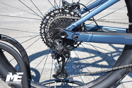 Scott strike eride 930 tech2 ebike 2021 bosch bici elettrica bologna mobe