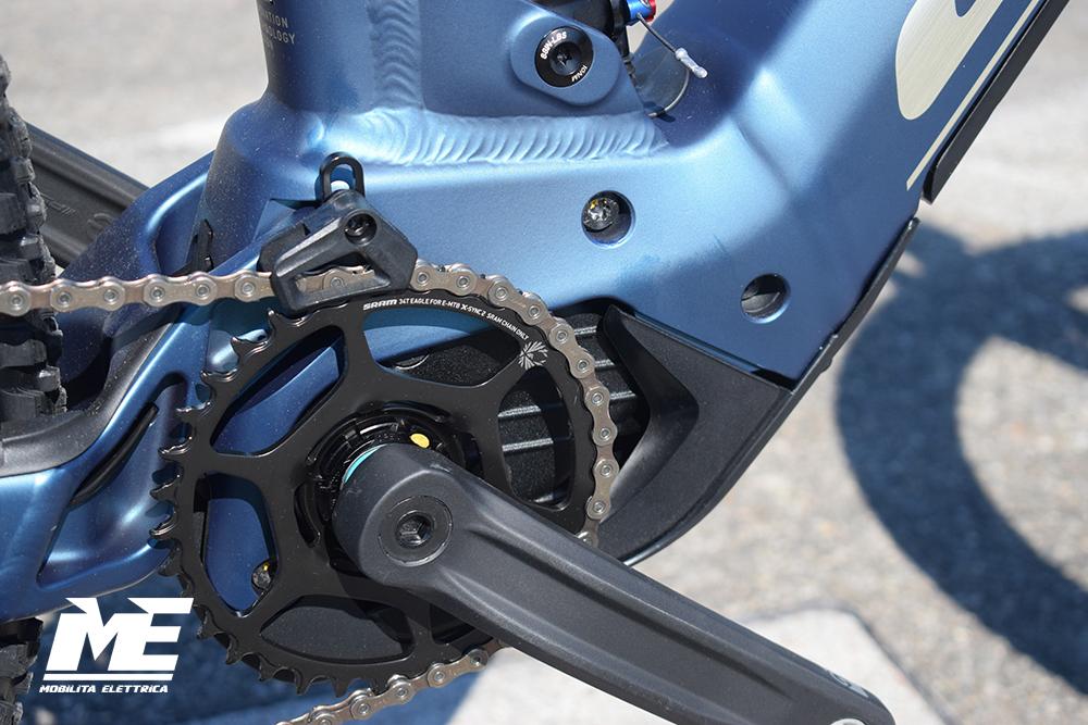 Scott strike eride 930 tech3 ebike 2021 bosch bici elettrica bologna mobe