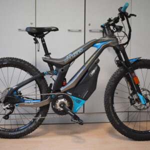 Spitzing M1 Sport Technik Das Plus ebike usata bici elettrica occasione mobe