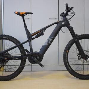 Raymon e-seven trailray ltd 2 ebike yamaha usata bici elettrica occasione mobe