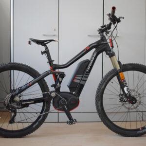 Haibike xduro rs ebike bosch usata bici elettrica occasione mobe