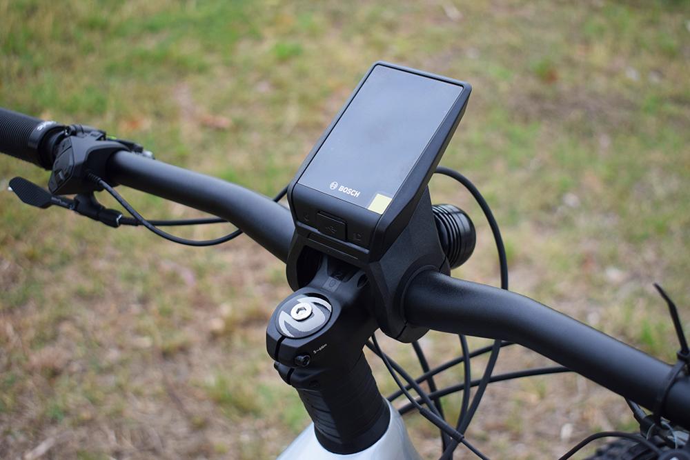 Bosch Nyon 2021 montato ebike bici elettrica mobe 10