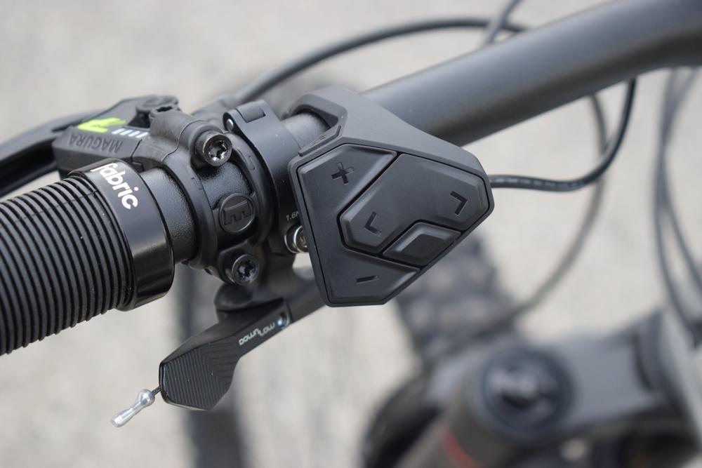 Bosch Nyon 2021 montato ebike bici elettrica mobe 13