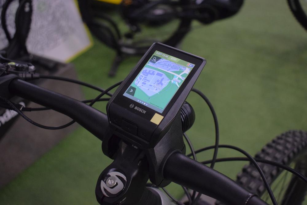 Bosch Nyon 2021 montato ebike bici elettrica mobe 2