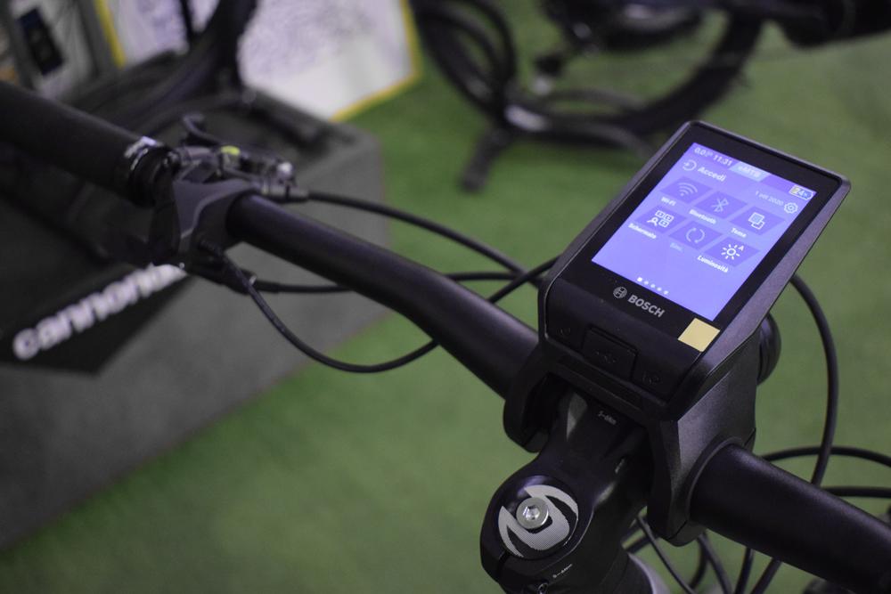 Bosch Nyon 2021 montato ebike bici elettrica mobe 9
