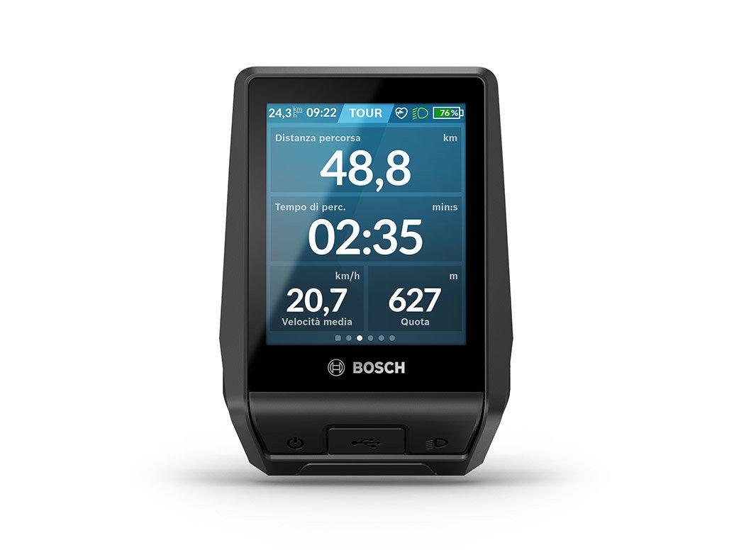 Bosch eBike Nyon 2021 TouchScreen 4