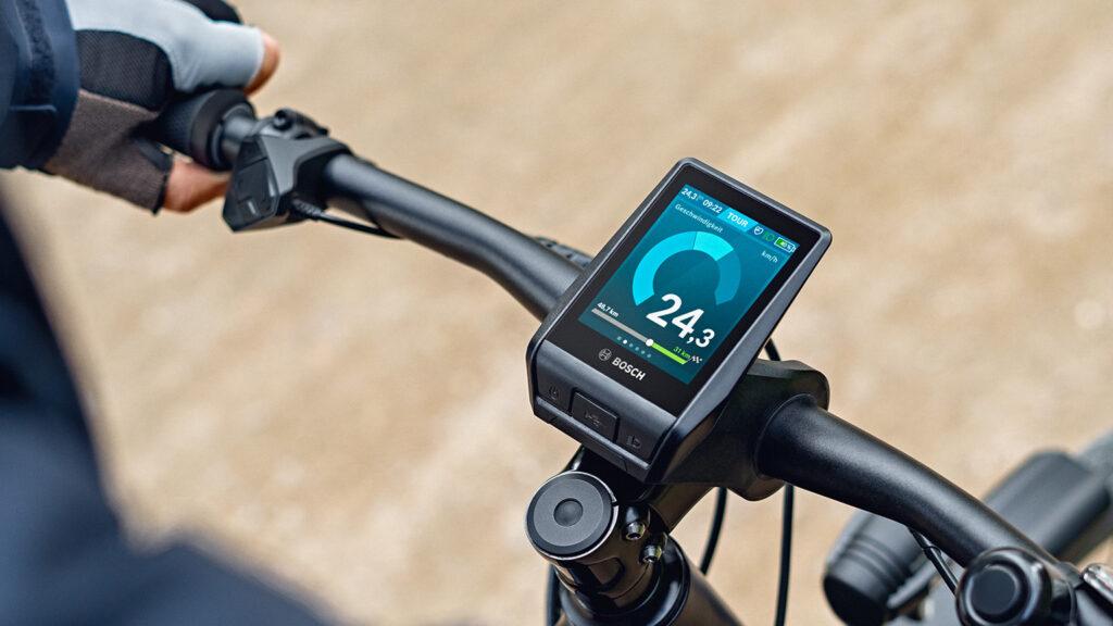 Bosch eBike Nyon 2021 display TouchScreen