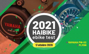 Ebike test haibike 2021 17 ottobre