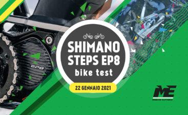 Ebike test nuovo shimano ep8 22 gennaio 21 immagine