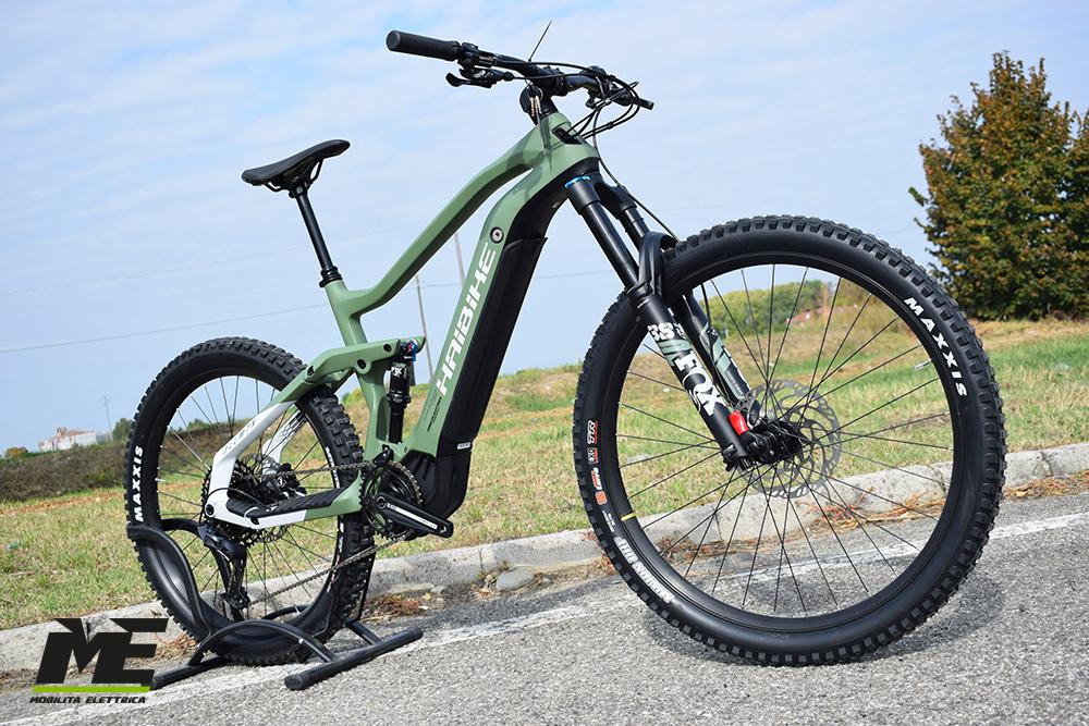 Haibike xduro allmtn 6 0 2 ebike 2021 yamaha bici elettrica bologna mobe