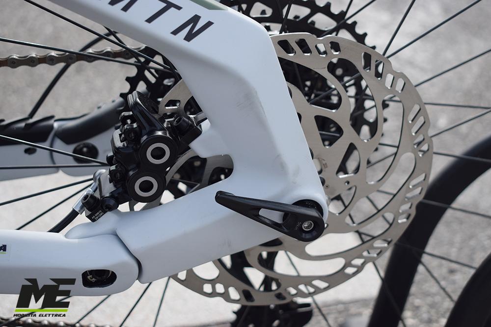 Haibike xduro allmtn 6 0 tech12 ebike 2021 yamaha bici elettrica bologna mobe