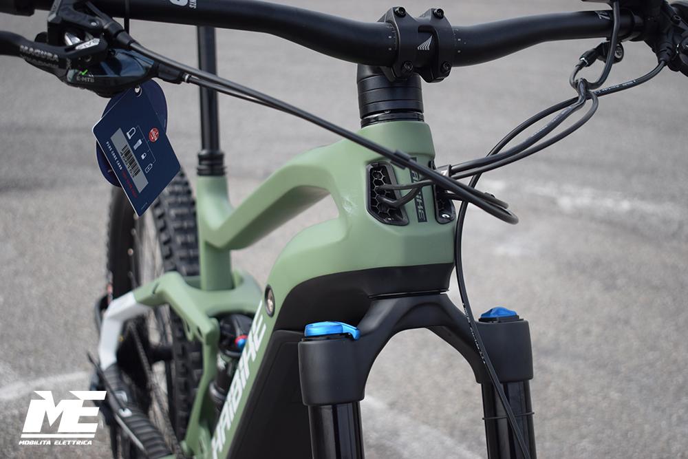 Haibike xduro allmtn 6 0 tech14 ebike 2021 yamaha bici elettrica bologna mobe