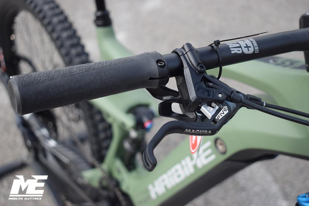 Haibike xduro allmtn 6 0 tech7 ebike 2021 yamaha bici elettrica bologna mobe