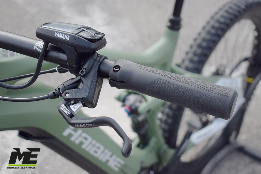 Haibike xduro allmtn 6 0 tech8 ebike 2021 yamaha bici elettrica bologna mobe