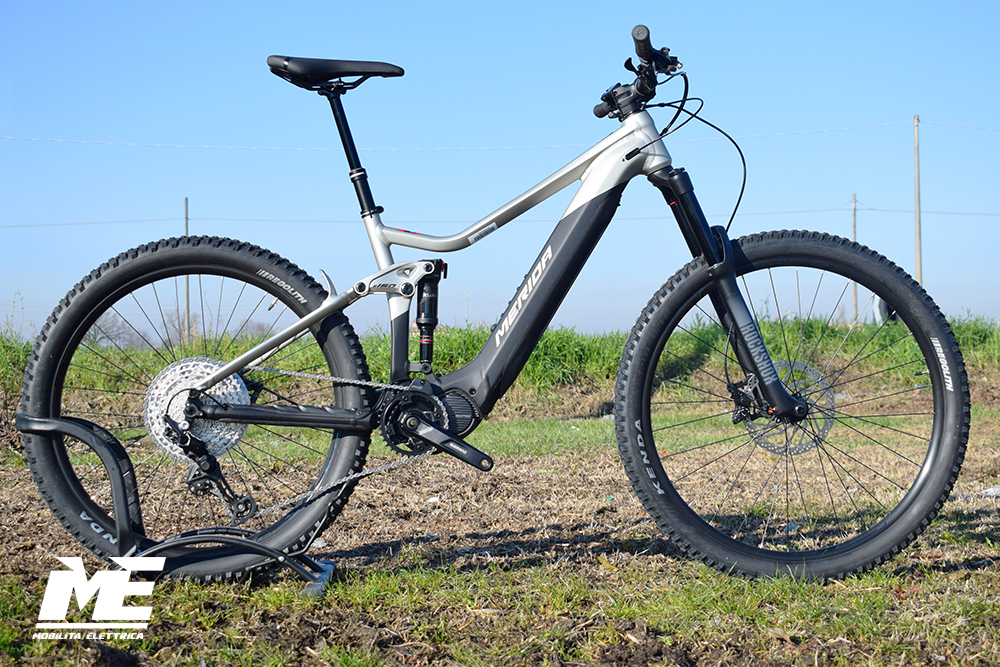 Merida eOne Sixty 500 1 ebike nuovo shimano 2021 bici elettrica mobe
