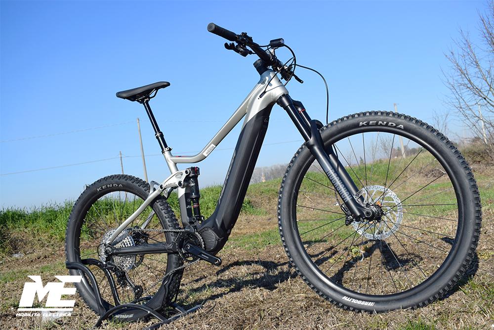 Merida eOne Sixty 500 2 ebike nuovo shimano 2021 bici elettrica mobe
