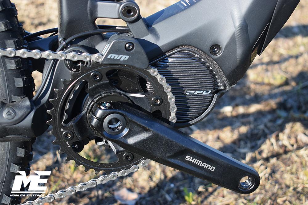 Merida eOne Sixty 500 tech2 ebike nuovo shimano 2021 bici elettrica mobe