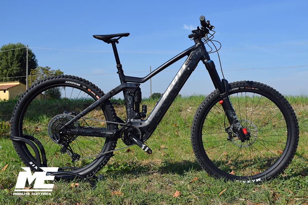 Scott ransom eride 910 1 ebike bosch 2021 bici elettrica mobe