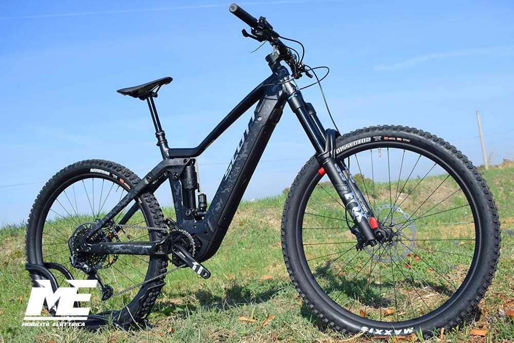 Scott ransom eride 910 2 ebike bosch 2021 bici elettrica mobe