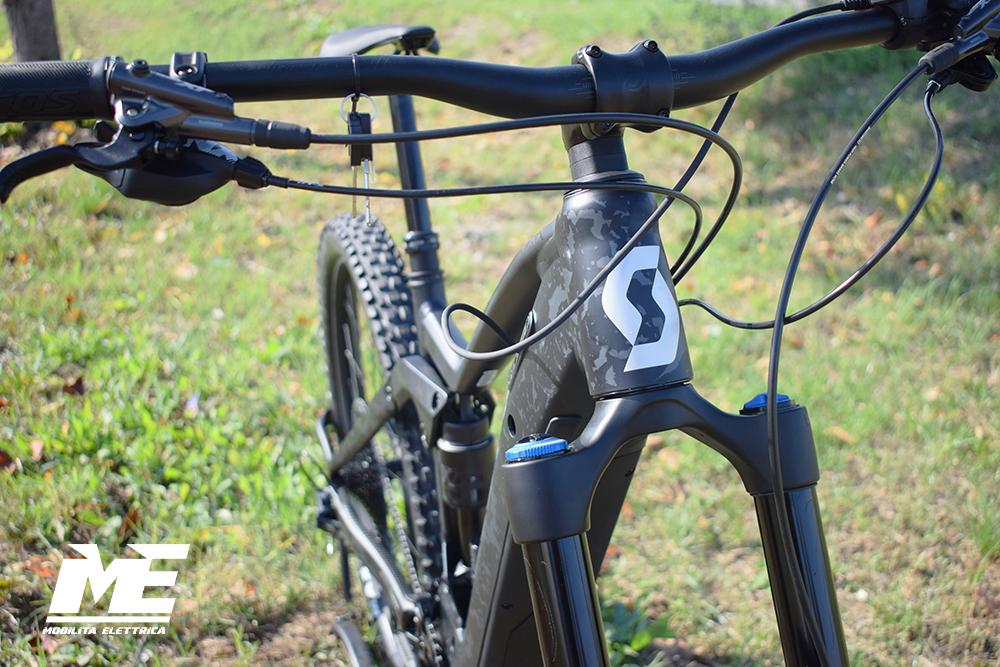 Scott ransom eride 910 tech1 ebike bosch 2021 bici elettrica mobe