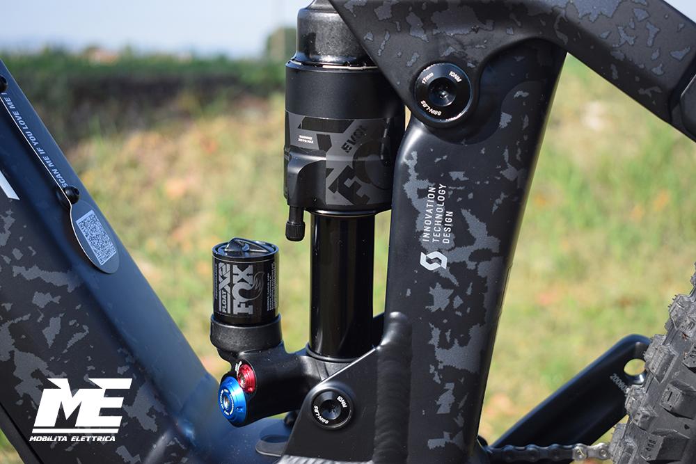 Scott ransom eride 910 tech11 ebike bosch 2021 bici elettrica mobe