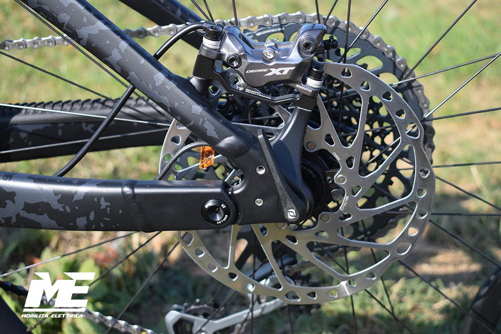 Scott ransom eride 910 tech12 ebike bosch 2021 bici elettrica mobe