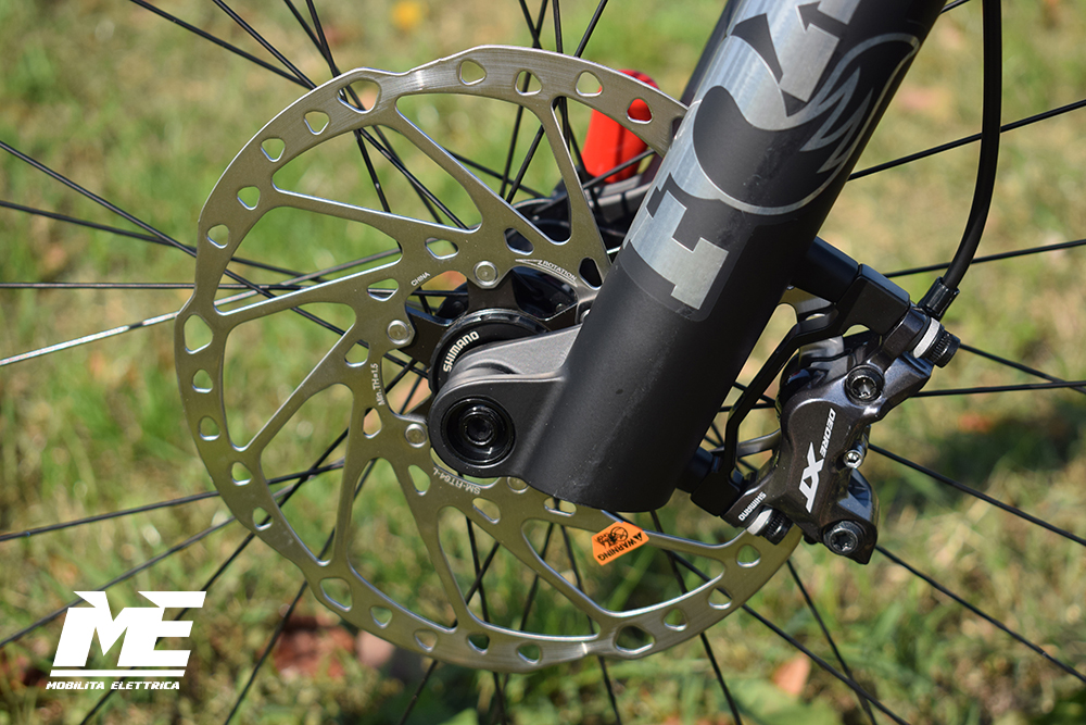 Scott ransom eride 910 tech16 ebike bosch 2021 bici elettrica mobe